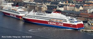 Viking Linen laivat